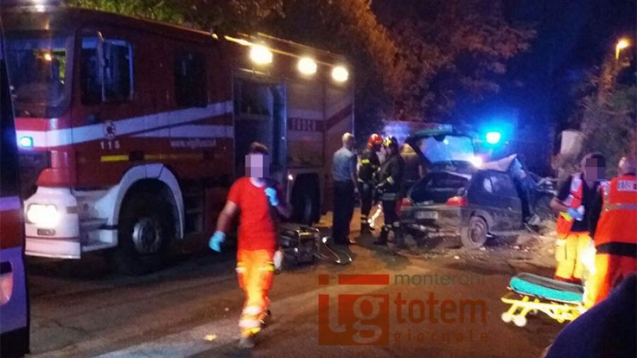 Salento, due incidenti stradali nella notte: muoiono due giovani