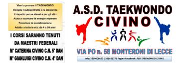 ASD Taekwondo Civino 01