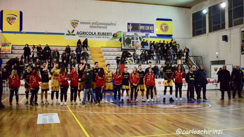 "Gemellaggio in ""casa"" Monteroni tra basket e volley: ""Lo sport come cultura e valori"""