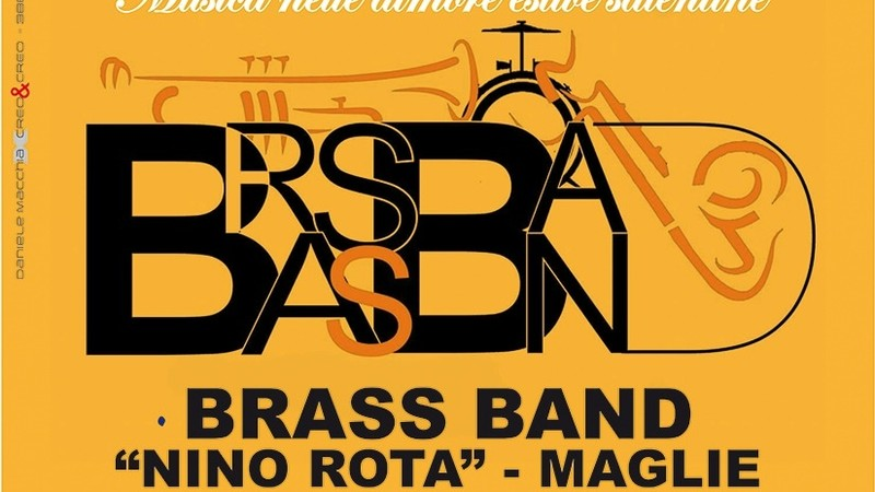 Musica e vini nelle dimore estive salentine. Note d'estate con la Brass Band 'Nino Rota'