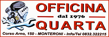 officina quarta monteroni