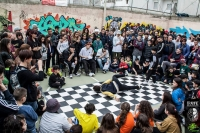 Hip hop tra dj, rap, break dance e graffiti. Grande successo dell'evento monteronese