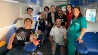 Doppia giornata di donazione: 69 sacche di sangue. La Fratres: 'Monteroni solidale e generosa'