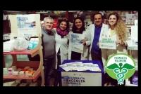 """Il cuore solidale di Monteroni: raccolta del farmaco alla """"Palmieri"""", donate 205 confezioni"""
