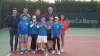 "I piccoli ""Green"" e ""Orange"" del Tennis club alla conquista del titolo regionale"